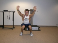 Overhead Squat with Valgus